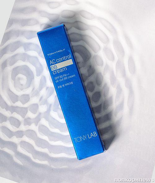 Секреты красоты: Тон крем ТониМоли синий