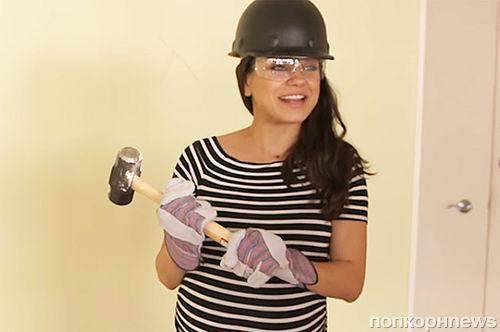 Мила Кунис порадовала родителей ремонтом-сюрпризом