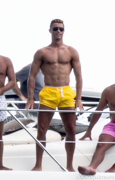 Криштиану Роналду отдыхает в Майами