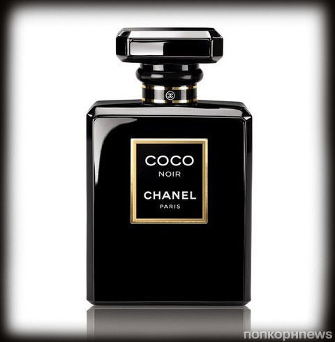 Chanel выпускает новый аромат Coco Noir