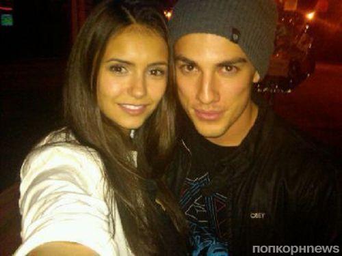 Нина Добрев и Майкл Тревино записали видео-прощание для фанатов «Дневников вампира»