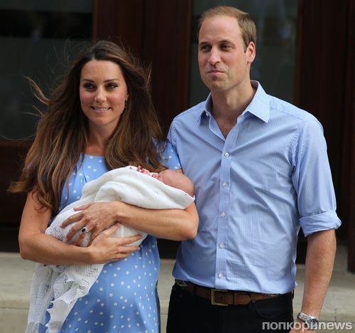 Ребенок принца Уильяма и Кейт Миддлтон — самый влиятельный житель Лондона