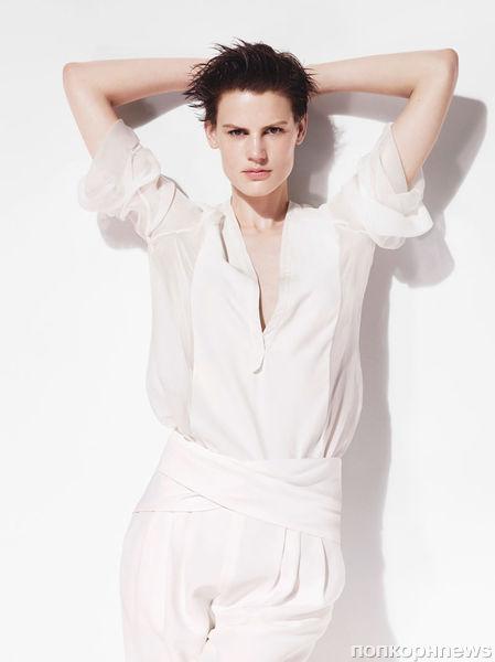 Рекламная кампания новой коллекции Zara. Весна / лето 2012