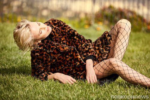 Шарлиз Терон в фотосете для V Magazine, май 2016: новые кадры