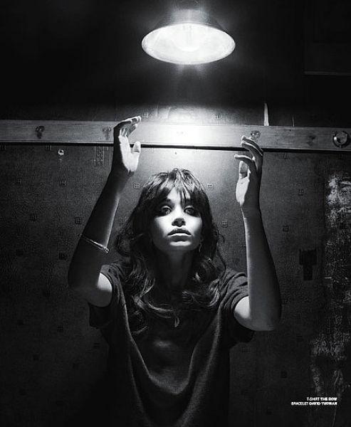 Мэри-Кейт Ольсен в журнале V Man. Лето 2009
