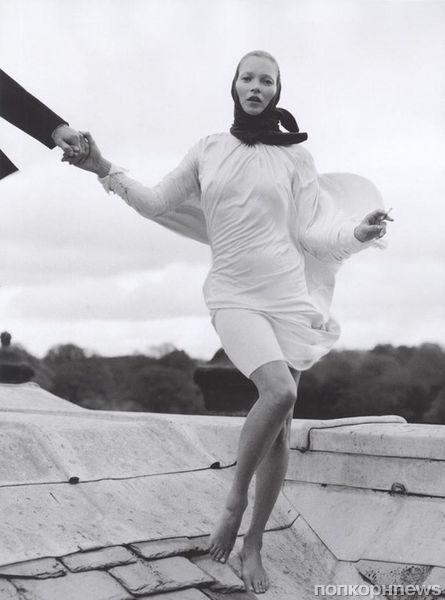 Кейт Мосс в журнале Love. Осень / зима 2012-2013