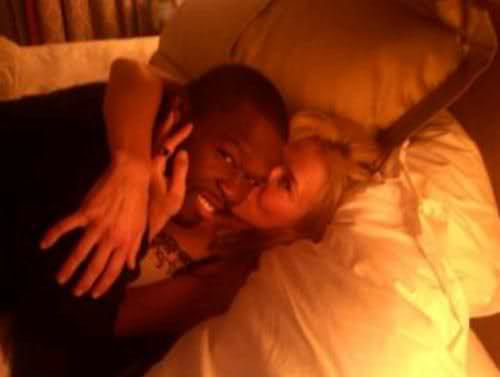 Челси Хандлер разбила сердце 50 Cent