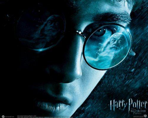 Новый трейлер фильма «Гарри Поттер и Принц Полукровка»