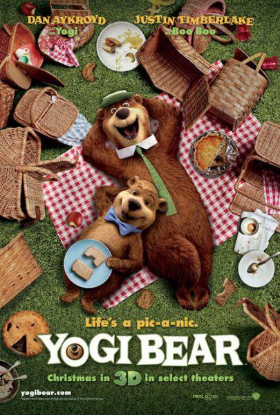 Трейлер к фильму «Медведь Йоги»