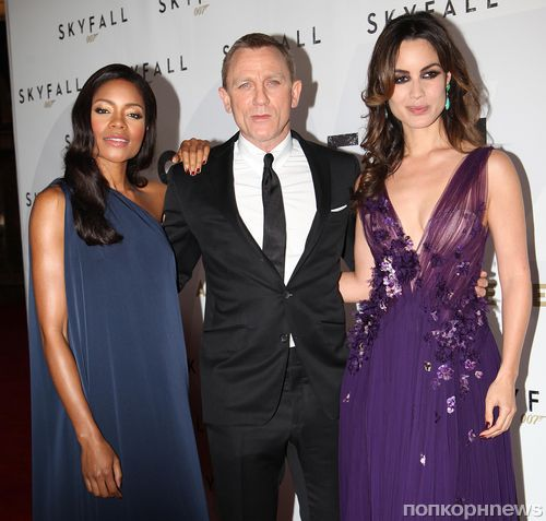 """Премьера фильма """"007: Координаты «Скайфолл»"""" в Сиднее"""