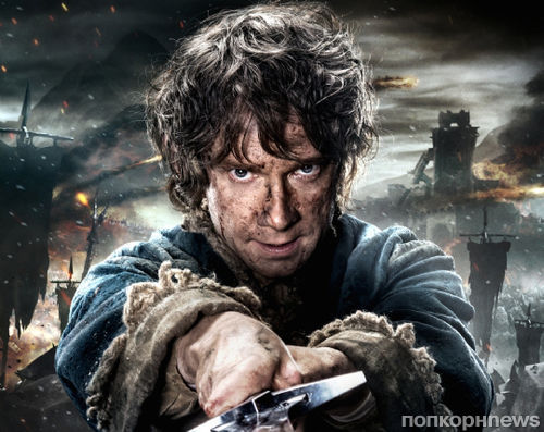 Характер-постеры фильма «Хоббит: Битва пяти воинств»