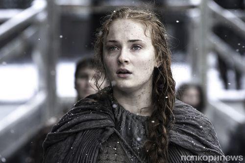 Софи Тернер устала устраивать «посмертные вечеринки» для коллег по «Игре престолов»