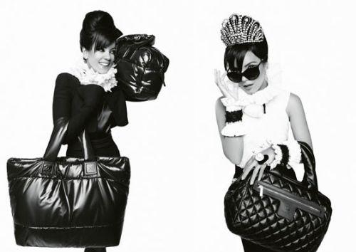 Лили Аллен для Chanel