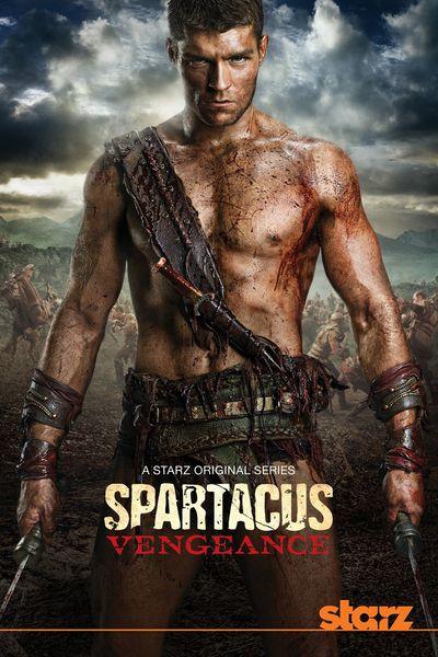 Трейлер второго сезона сериала «Спартак: Месть»
