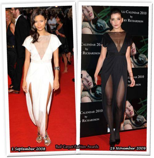 Fashion battle: Тэнди Ньютон и Дэйзи Лоу