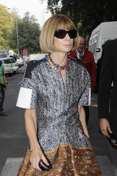 Редактор US Vogue Анна Винтур борется за обложку с Кейт Мидлтон