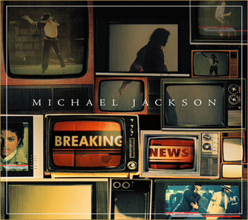 "Песня Майкла Джексона ""Breaking News"""