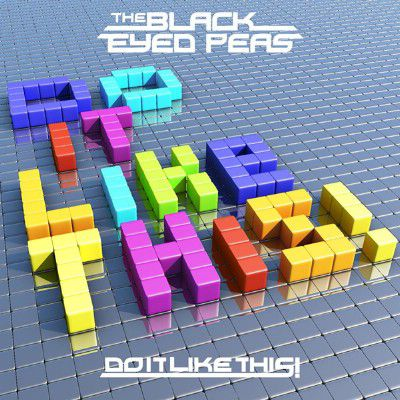 8-битный клип The Black Eyed Peas - Do It Like This