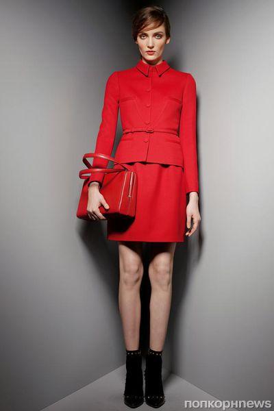 Пре-коллекция Valentino. Осень 2012