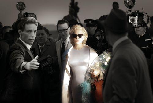 """Елизавета II хочет посмотреть фильм """"7 дней и ночей с Мэрилин Монро"""""""