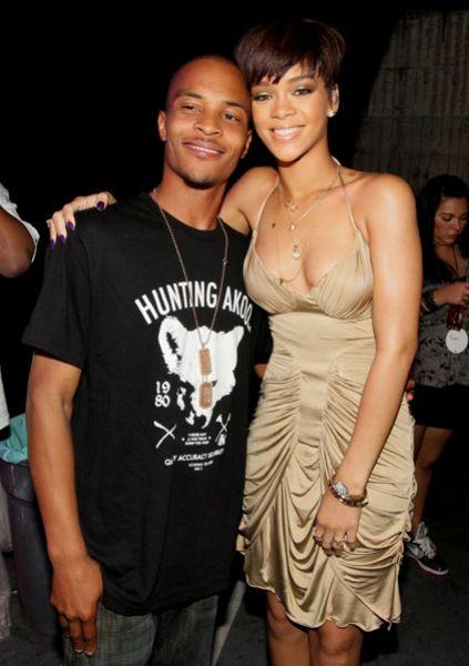 Рэппер T.I. надеется, что Рианна и Крис Браун преодолеют все трудности