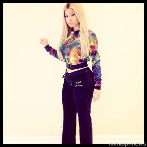 Коллекция одежды Ники Минаж для Kmart