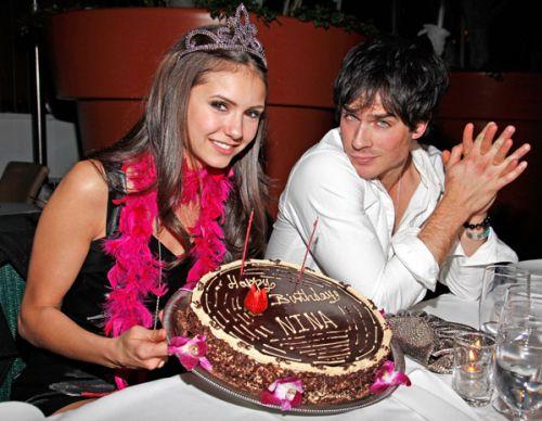 День рождения Нины Добрев