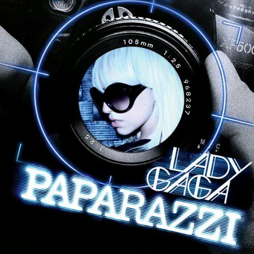 """Новый клип Lady Gaga """"Paparazzi"""""""