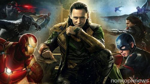 Том Хиддлстон выбрал сторону Локи в «Первый Мститель: Противостояние»