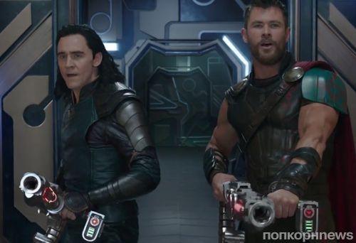 Marvel показала новый трейлер «Тор: Рагнарек»