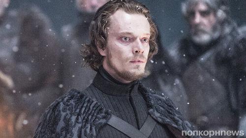 """Альфи Аллен обещает """"больше пыток и драконов"""" в 7 сезоне """"Игры престолов"""""""