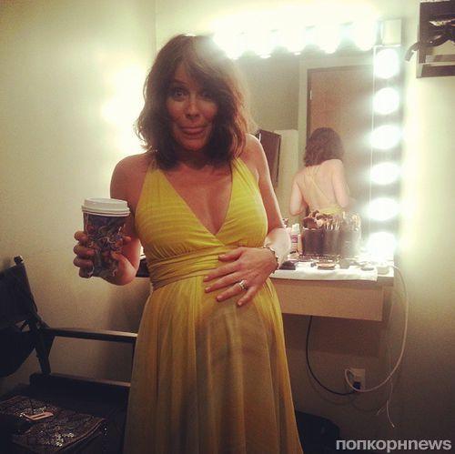 Эванджелин Лилли ждет второго ребенка