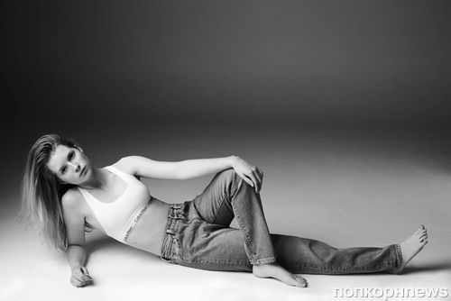 Младшая сестра Кейт Мосс в рекламе Calvin Klein