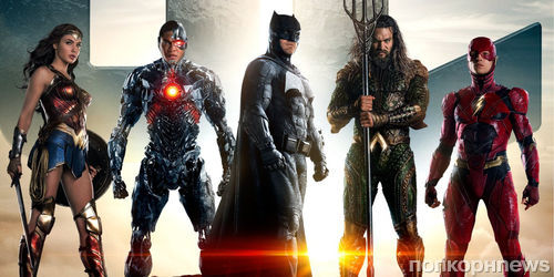 Warner Bros потратит 25 млн долларов на пересъемки «Лиги справедливости»