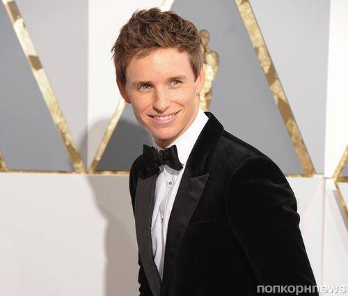 Эдди Редмэйн стал дядей в день «Оскара»