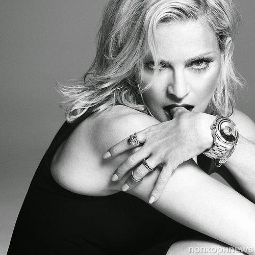 Мадонна в рекламной кампании Versace. Весна 2015