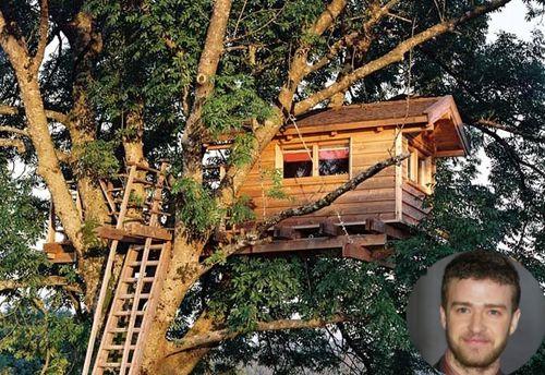 Джастин Тимберлейк впал в детство?