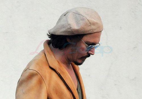 Джонни Депп и Брэд Питт в Венеции