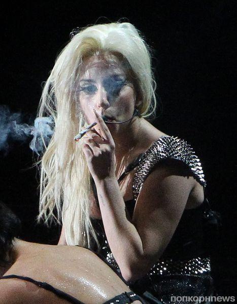 Lady Gaga не скрывает любви к наркотикам