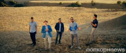 Новый клип группы Backstreet Boys - In A World Like This