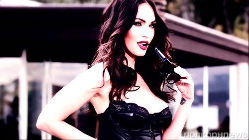 Видео: Меган Фокс снялась в рекламе нижнего белья