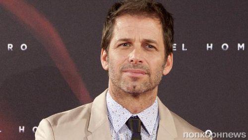Режиссер «Лиги справедливости» Зак Снайдер покинул киновселенную DC из-за трагедии в семье