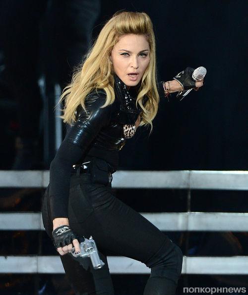 Мадонна не в восторге от прически своей дочери