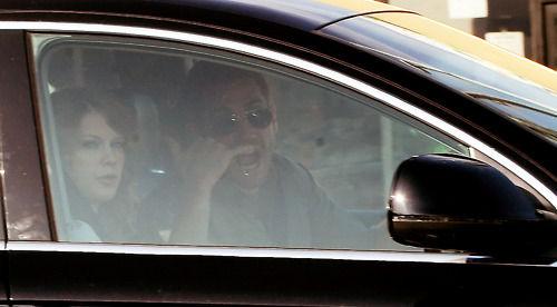 Джейк Джилленхол вызвал полицию, чтобы уйти от папарацци