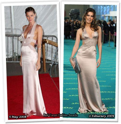 Fashion battle: Жизель Бундхен и Мар Саура