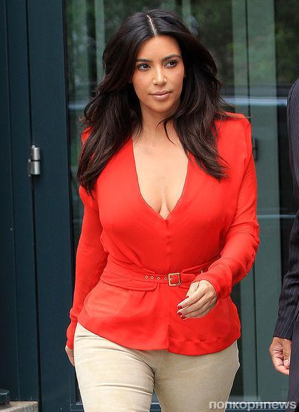 Ким Кардашиан купила унитаз за 100 тысяч долларов