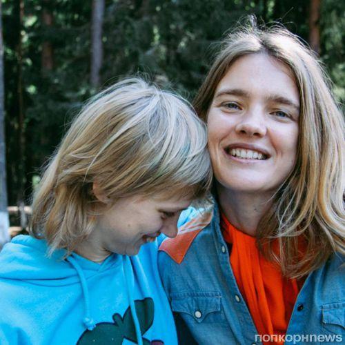 Наталья Водянова добилась возбуждения уголовного дела из-за оскорбления своей сестры