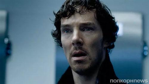 Новый год— новый сезон сериала «Шерлок»