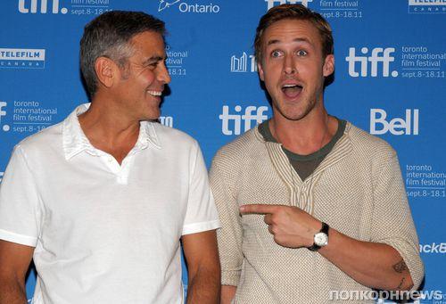 Джордж Клуни о Брэде Питте и Райане Гослинге