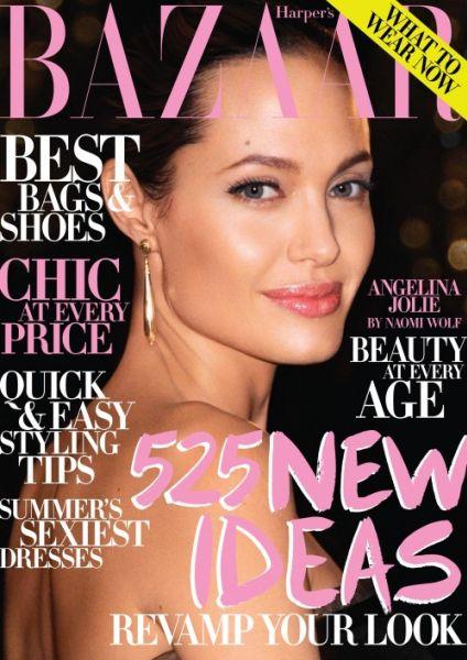 Почему все любят Анджелину Джоли?